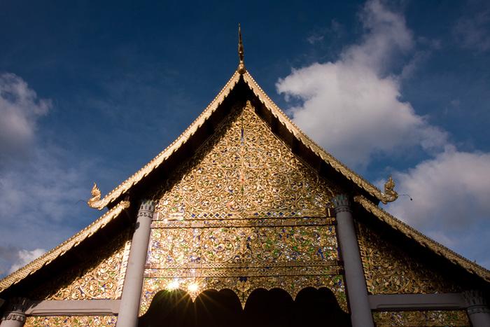 Chiang Mai temppeli