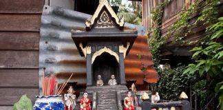 Henkitalo Spirit House Thaimaa