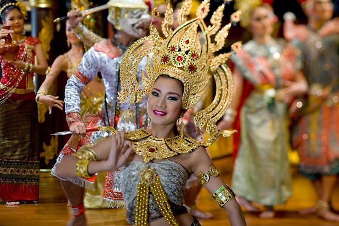 Thaimaa luksus Bangkok Mandarin Oriental