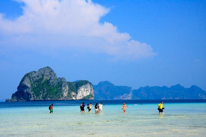 Ko Ngai Thaimaa