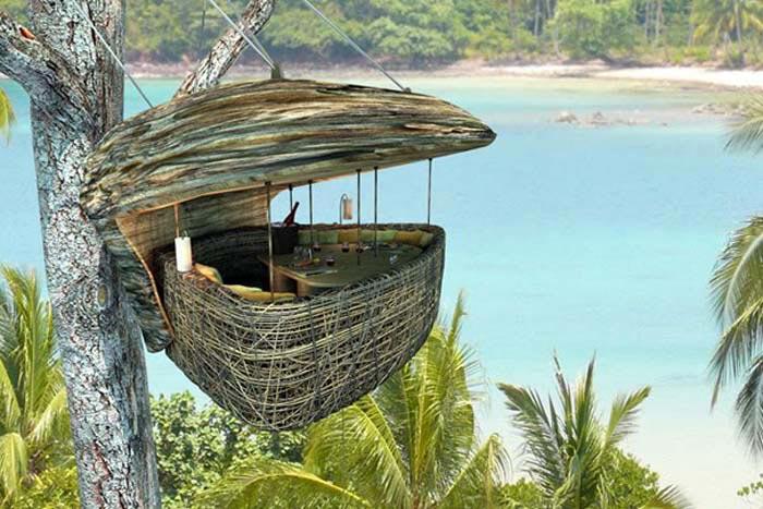 Luksus Thaimaa Soneva Kiri Ko Kut