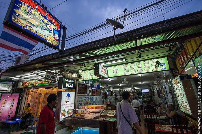 Kwong Shop Karon kalaravintola