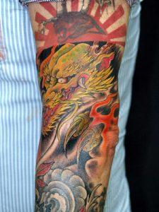 Hanki tatuointi Thaimaasta