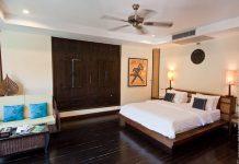 Evergreen Hotel huone Hua Hin Thaimaa