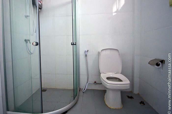 Baan Finland Hua Hin kylpyhuone