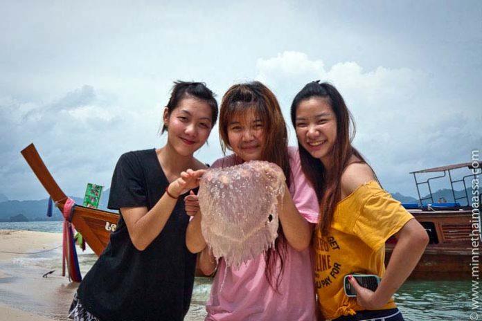Thaimaassa lomalla thaimaalaiseen tapaan
