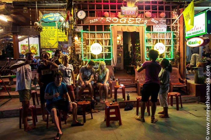 Thaimaan parhaat baarit