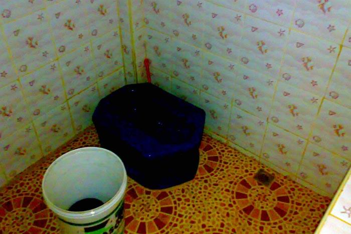 Thaimaa vessa