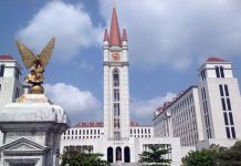Thaimaa opiskele BBA tutkinto