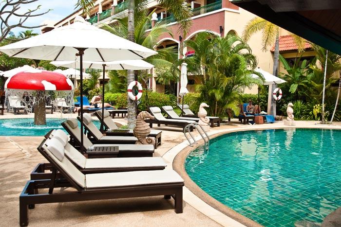 Phuket hotellit lapset