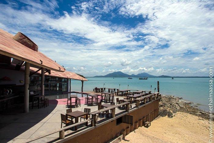 Bar and Bed Koh Samet Thaimaa