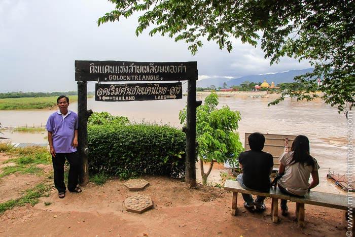 Golden Triangle Thaimaa