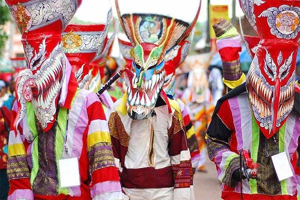 thaimaa festivaalit
