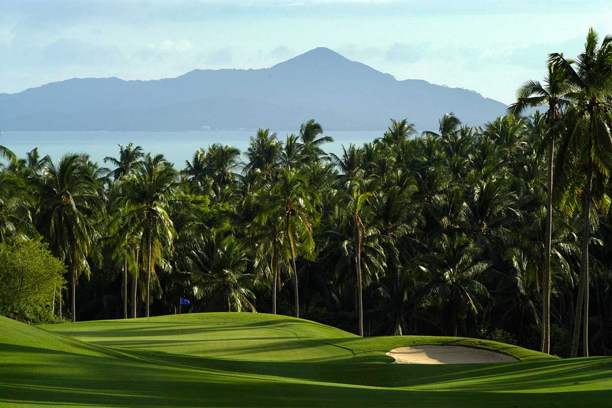 Samui golf