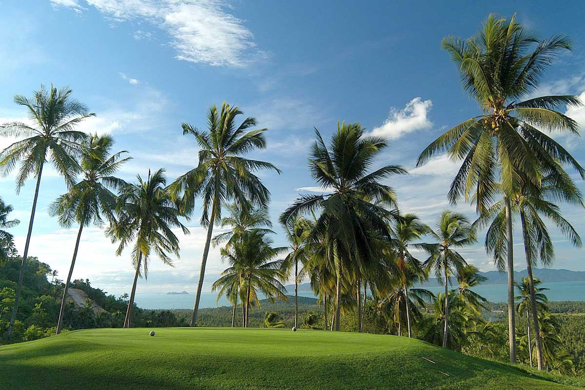 golf ko samui