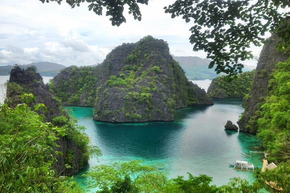 filippiinit sukellus