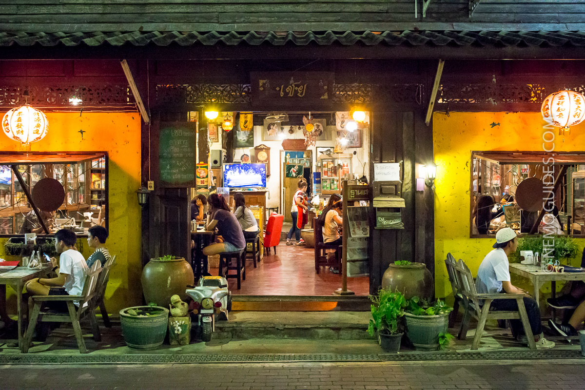 thaimaa rayong ravintola