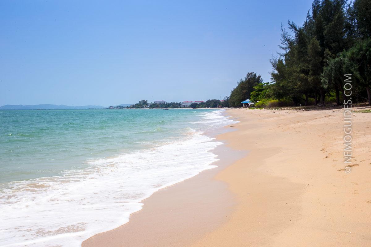 thaimaa rayong ranta