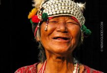 thaimaa akha vaellus