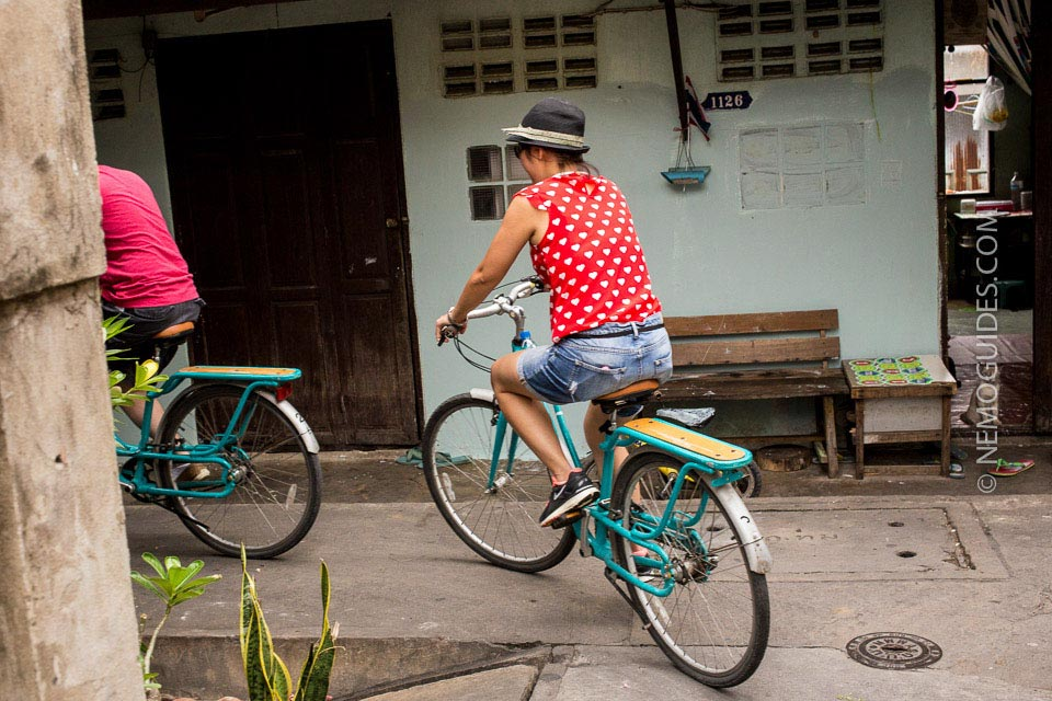 Bangkok polkupyörä