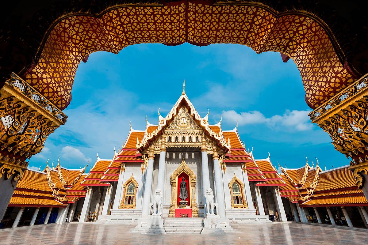 Bangkok Marmoritemppeli