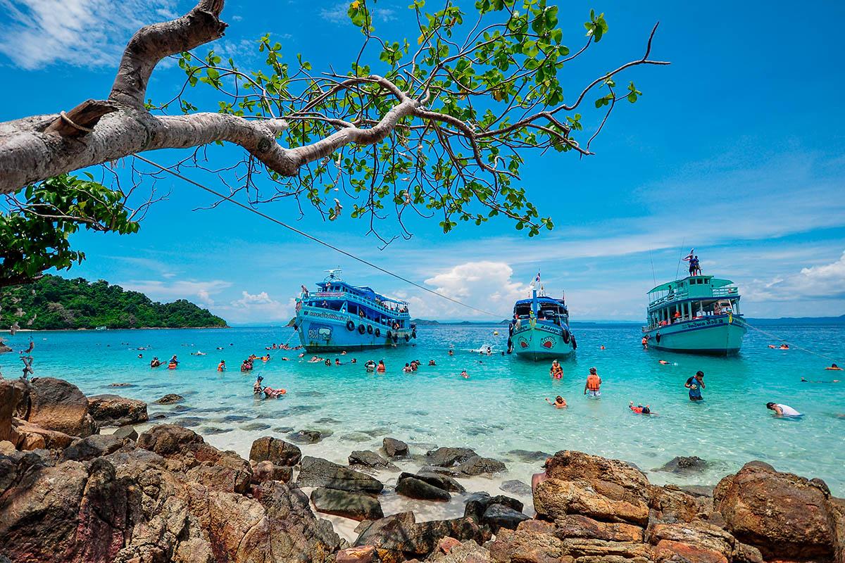 thaimaa koh chang veneretki