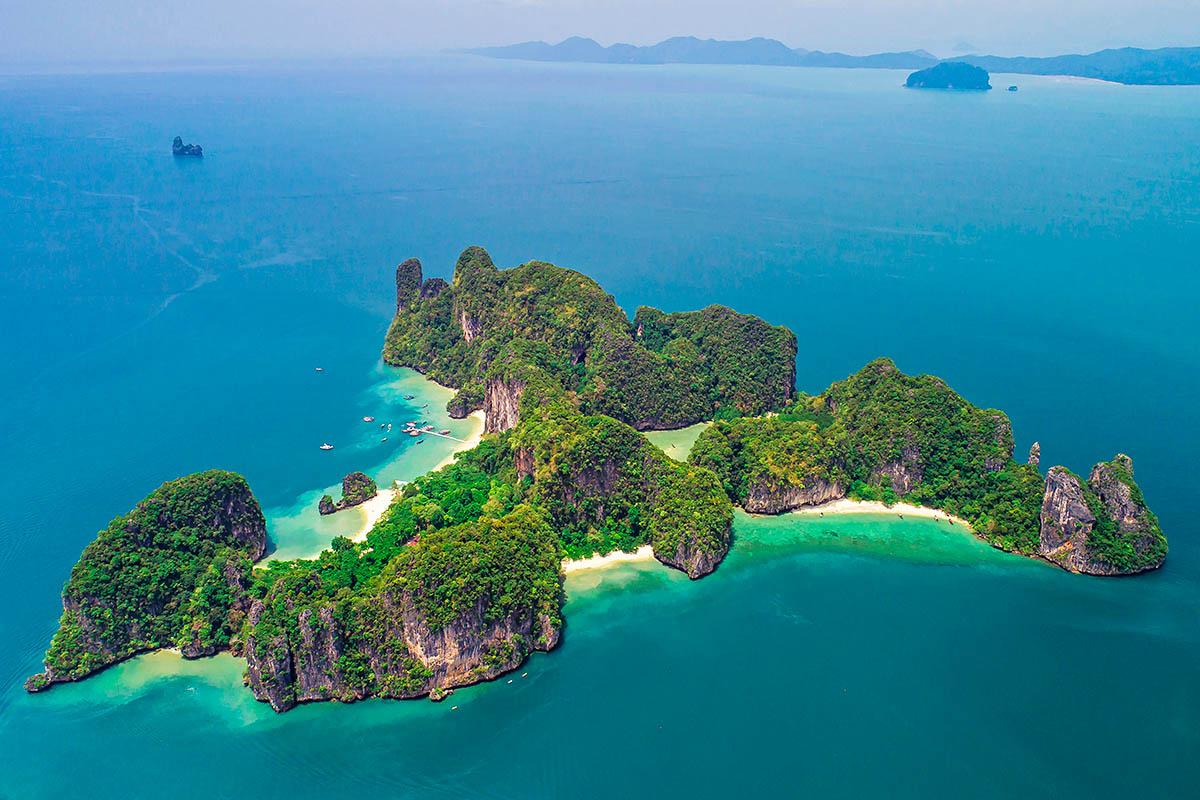 thaimaa paratiisisaari