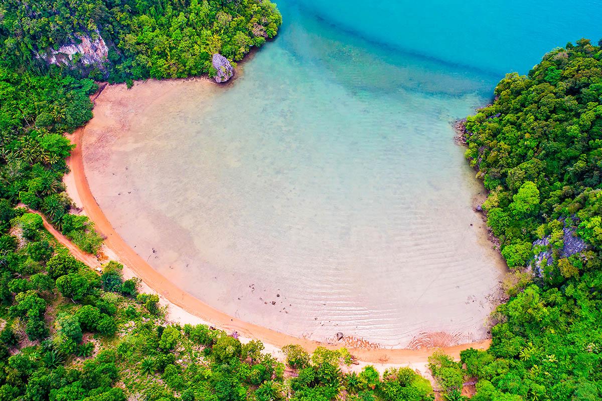thaimaa yao noi ranta