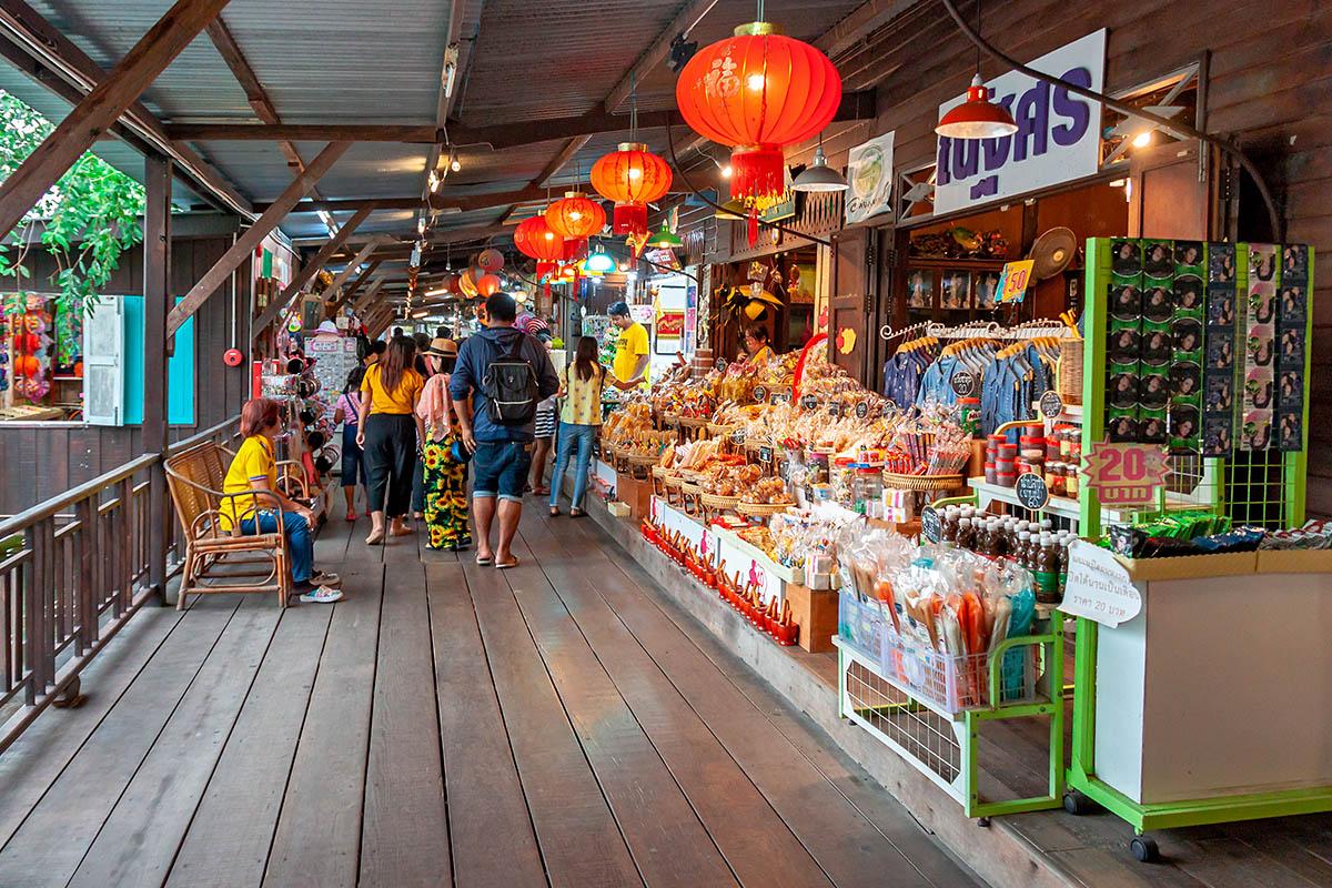 thaimaa rayong kelluvat markkinat