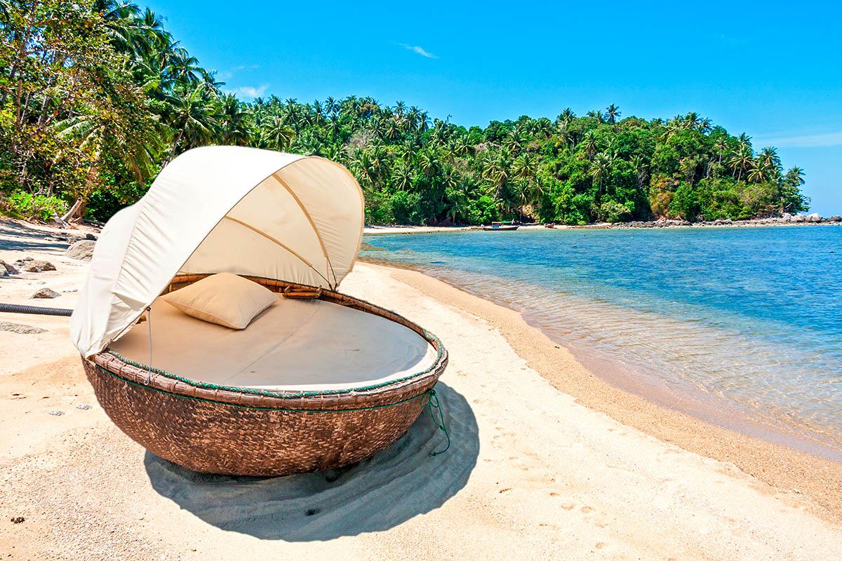 thaimaa phuket ranta bang tao