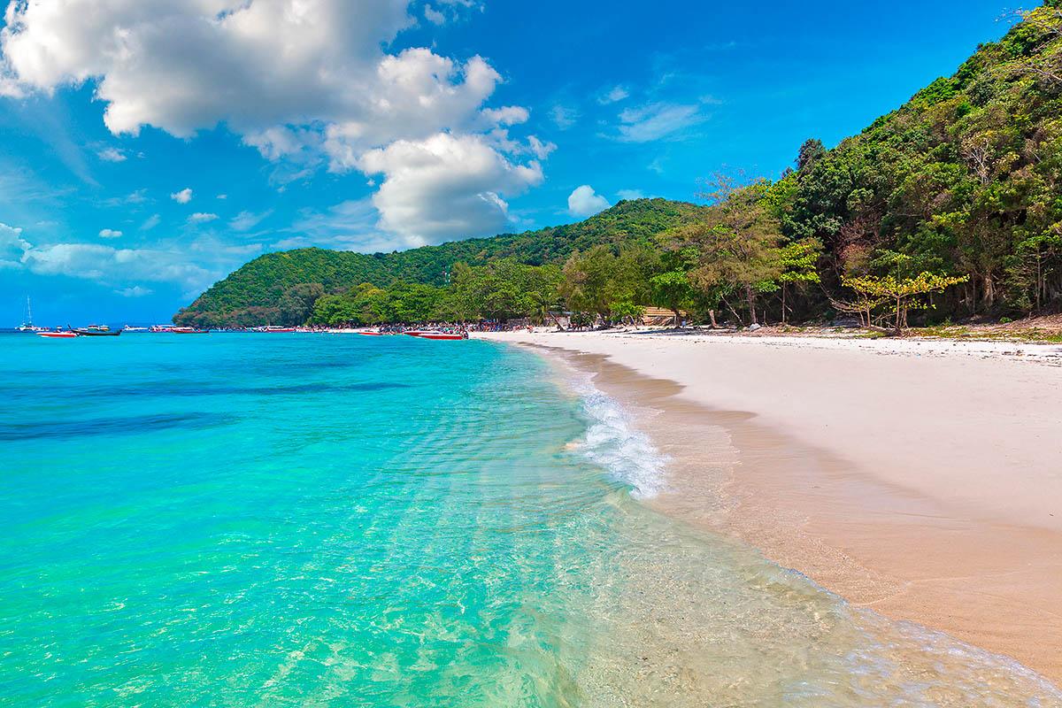 Korallisaari Ko He Phuket