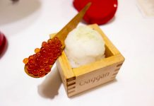Bangkok Michelin ravintola