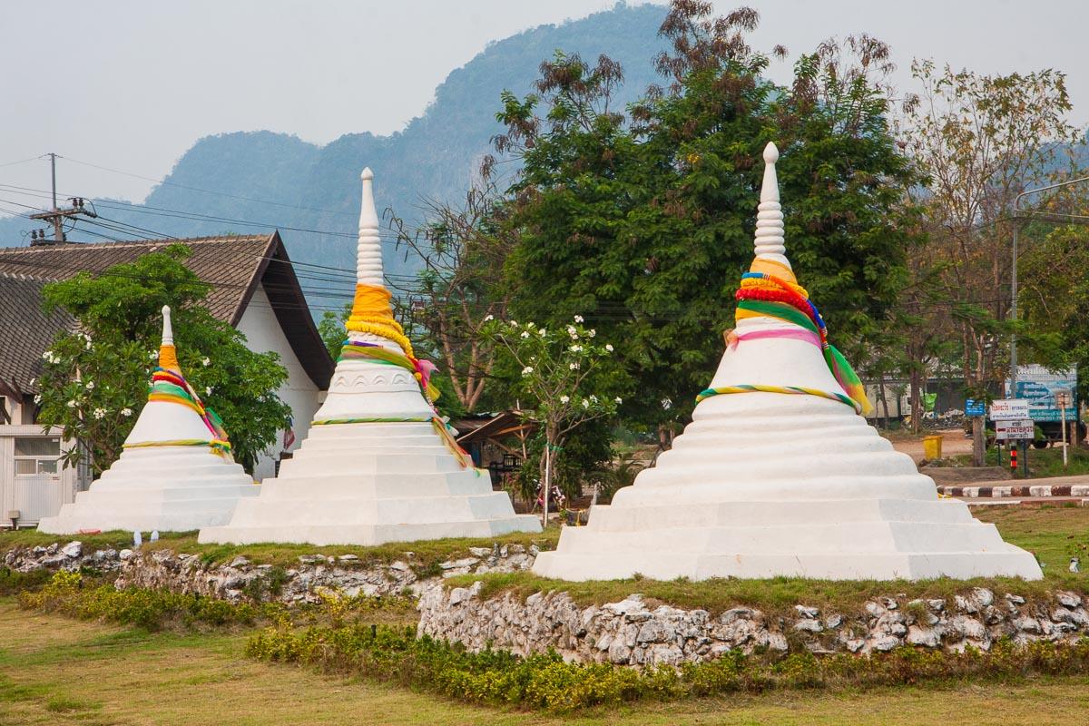 Kolmen pagodan sola
