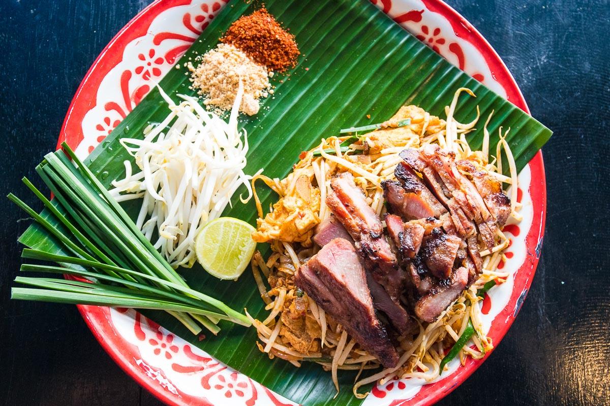 Bangkok Bib Gourmand ravintolat