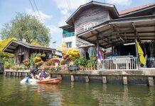 Bangkok melonta