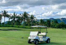 Thaimaa golf karanteeni